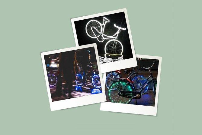 Amsterdam Light Festival Bike Tour