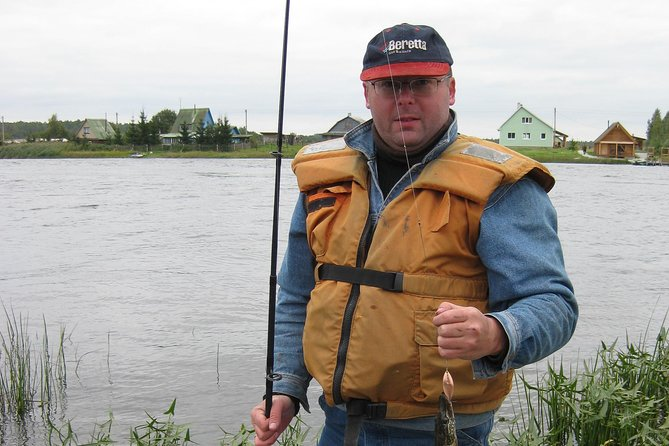 Fishing with the Local Expert Fisherman in Leningrad Region photo 2