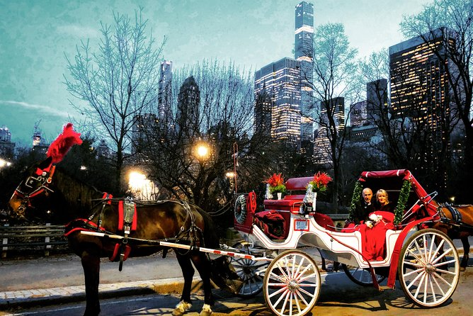 Central Park, Rockefeller & Times Square Horse Carriage Ride photo 2