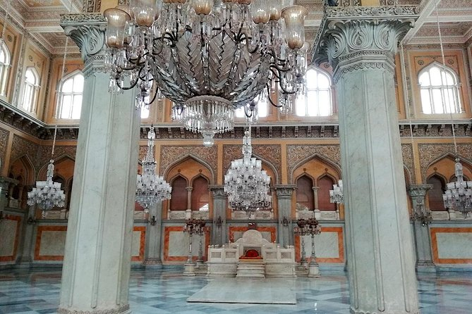 The opulence and splendor of Nizams, half day Hyderabad tour