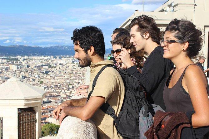 Notre Dame de la Garde, Panoramic Marseille