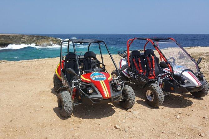 TrailBuggy Rental in Aruba