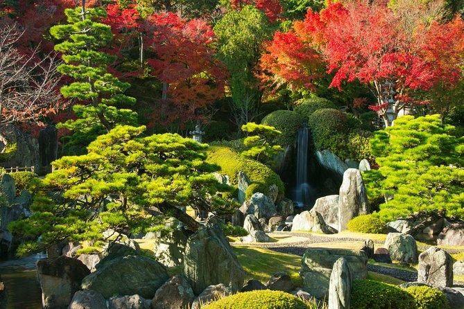 Magnificent Japanese Garden