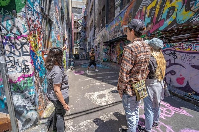 Art & Alleys of Melbourne Private Tour with Photos