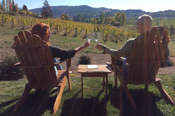 Private Wine Tour i Willamette Valley