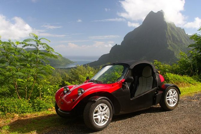 Moorea F440 Roadster Rental
