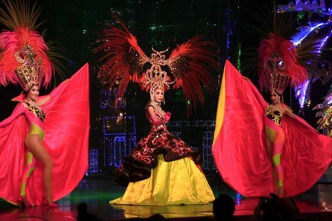 Tiffany's Show-Pattaya-Mezzanine