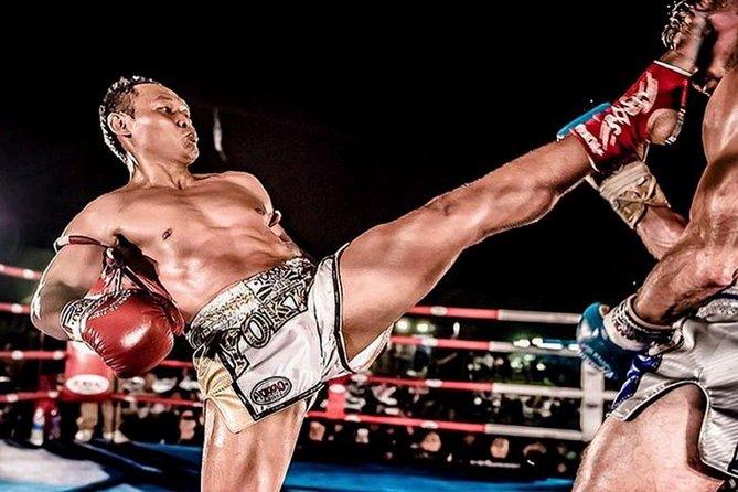 Muay Thai Live Boxing: solo entradas