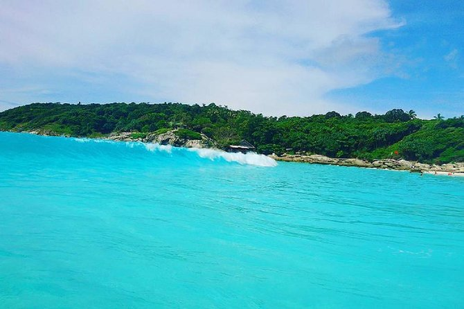 Racha and Maiton Islands Day Trip By Speed Boat - Phuket