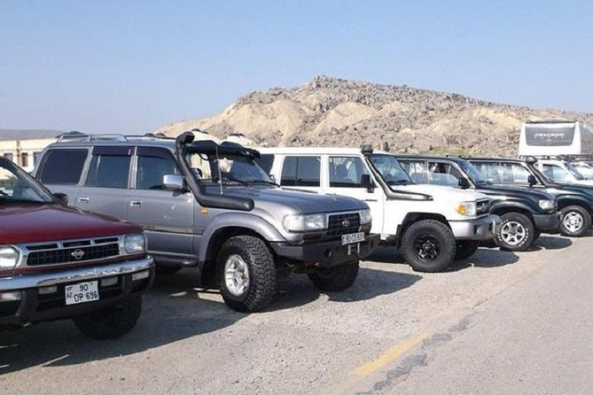 4x4 Jeep Tour - Secrets of Gobustan and Mud Volcanoes