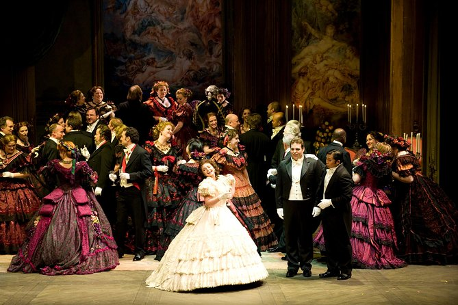La Traviata The Original Opera with Ballet