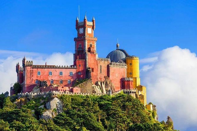 Sintra and Cascais Private Tour Full Day