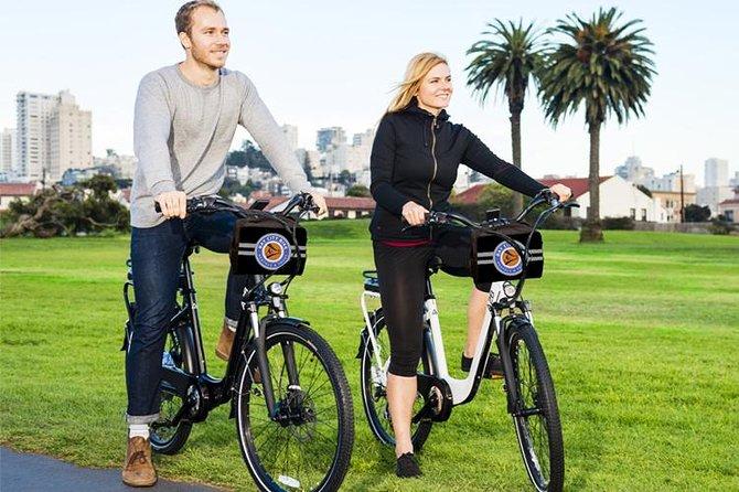 Straten van San Francisco Guided Electric Bike Tour