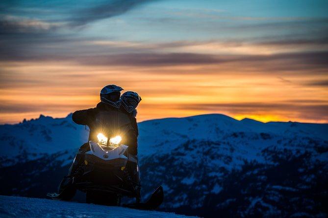 Mountain Explorer by Snowmobile Tour