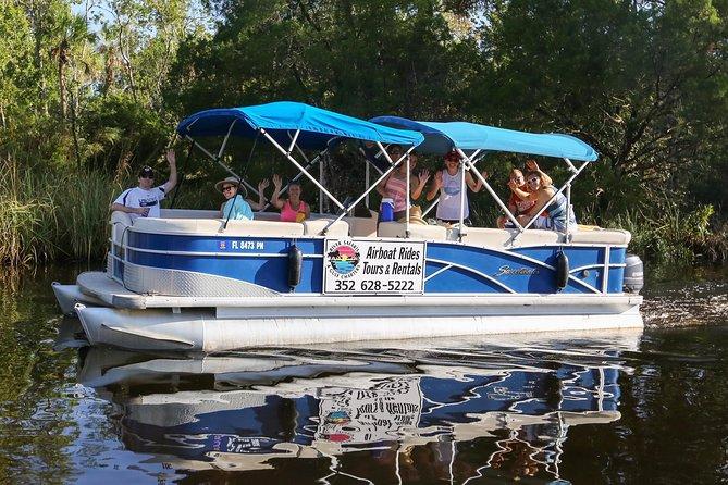 Pontoon Boat Rental On Homosassa River 2020 Crystal River