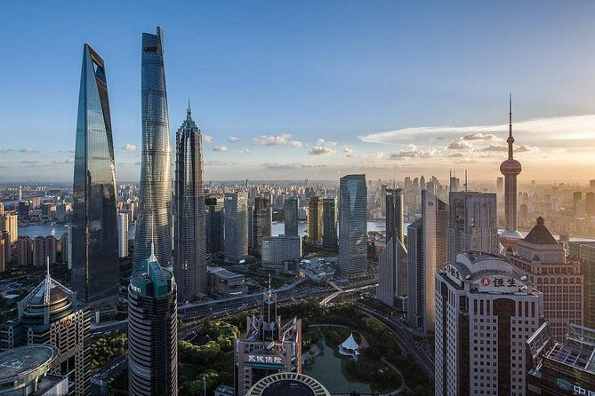 Half-Day Private Customized Shanghai Shore Excursion of City Highlights