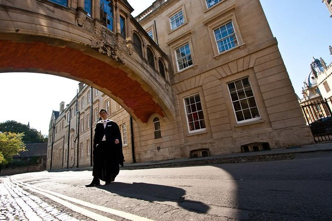 Oxford City and University Walking Tour with College Visits