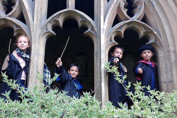 Harry Potter Insights Oxford PUBLIC Tour with entry to Divinity School film site