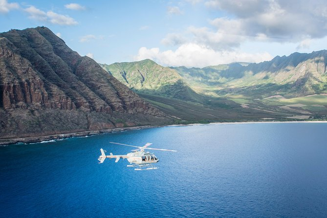 Legends of West Oahu Helicopter Tour - Private Tour