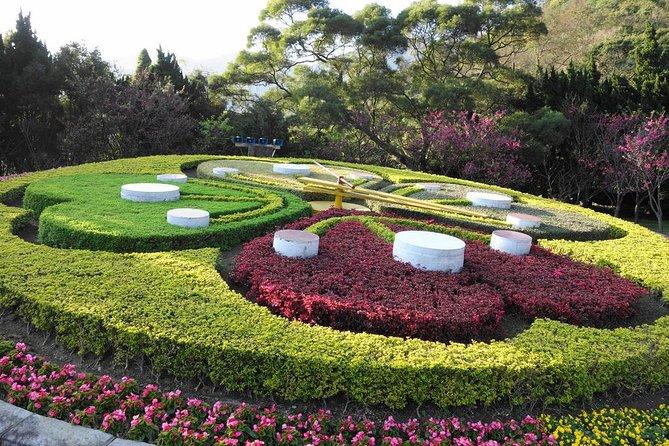Yangmingshan National Park & Hot Spring Tour (afternoon )