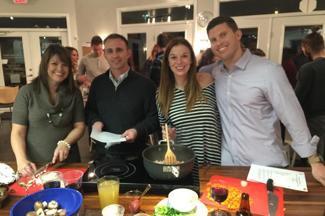 Private Hands-on Cooking Party for up to 10 guests