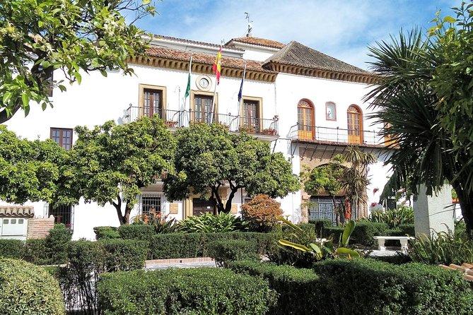 Marbella private half day trip from Malaga