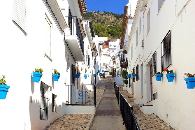 Mijas Pueblo Private half-day Trip in from Marbella or Malaga