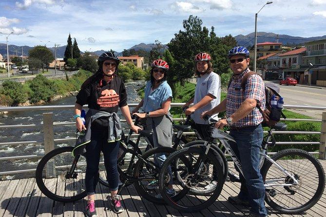 Tour della città di Cuenca in bicicletta