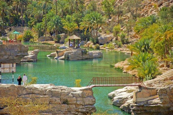 Private Safari Wahiba Sands and Wadi Bani Khalid from Muscat