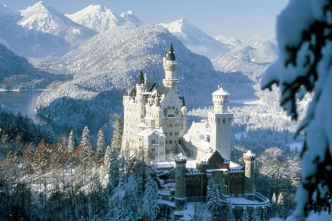 Neuschwanstein Castle Skip-the-line Ticket
