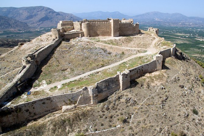 Mythical Peloponnese: Castles and Legendary Sanctuaries