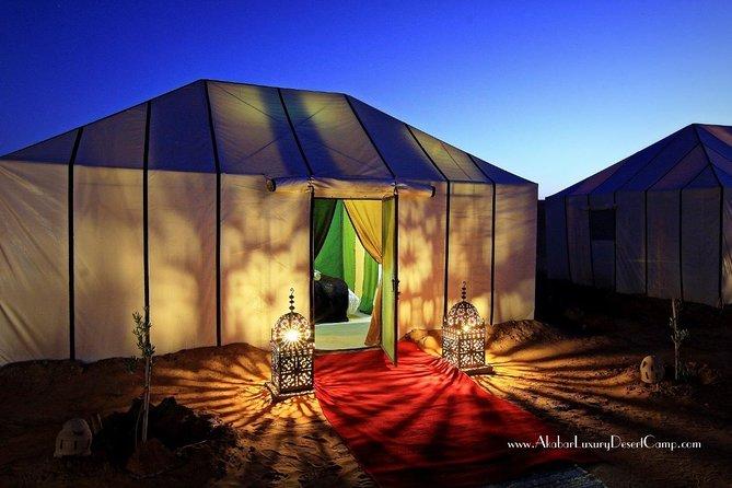 7 days tour from Rabat to Marrakech via Sahara desert