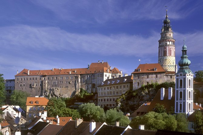 Cesky Krumlov One Day Trip from Prague by bus