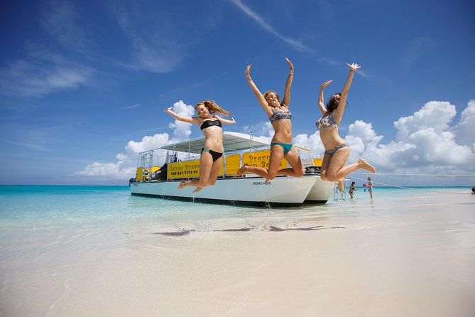 Half Day Cruise from Providenciales with Snorkeling and Beach Picnic