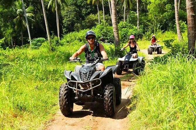ATV Quad Safari on Koh Samui
