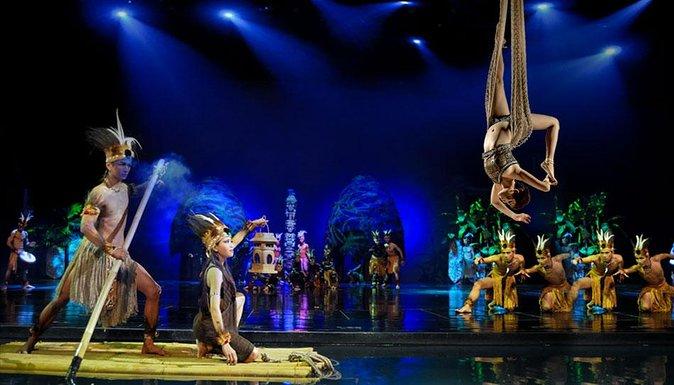 Devdan Show at Bali Nusa Dua Theatre