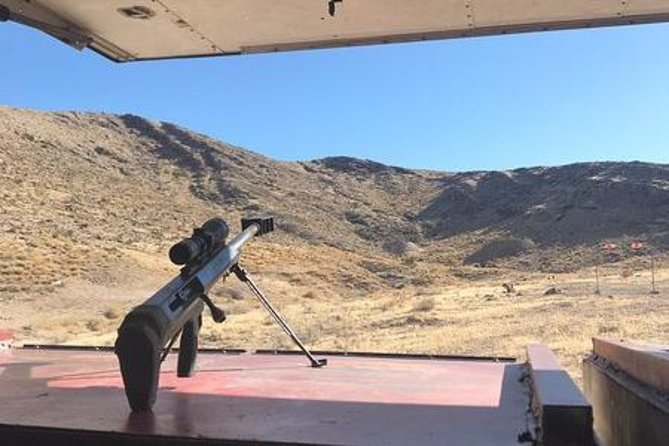 Sniper Experience Outdoor Shooting Package