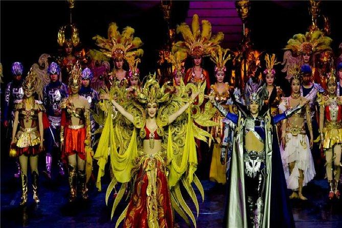 Small Group Tour to Enjoy Impressive Golden Mask Dynasty Show