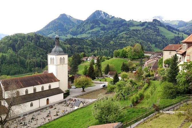 Private Swiss Cheese and Chocolate Tour from Interlaken