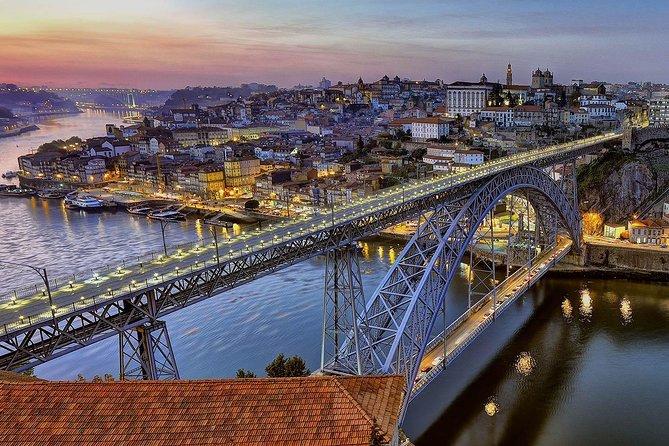 Porto city full-day private tour