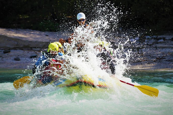 Soča Rafting with leading local company - since 1989