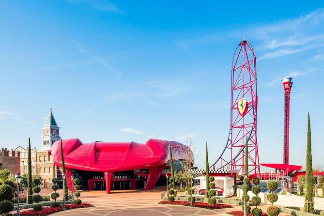 Excursion D Une Journée Au Portaventura Park Et à Ferrari Land Au Départ De Barcelone 2021 Garantie Du Prix Le Plus Bas