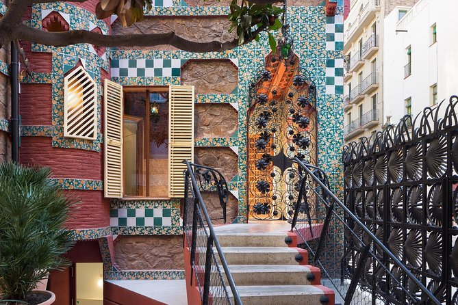 Casa Vicens guided tour: Early morning priority access - Gaudí's First House