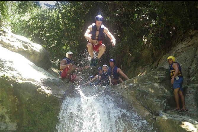 Amber Cove Shore Excursion: 7 Waterfalls and 8 Hands Free Zip Lines with Lunch