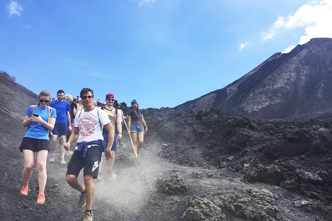 Pacaya Volcano Hike Experience from Guatemala City