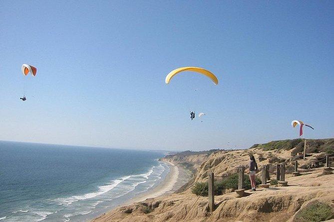 San Diego Beach and La Jolla Torrey Pine Tour Image