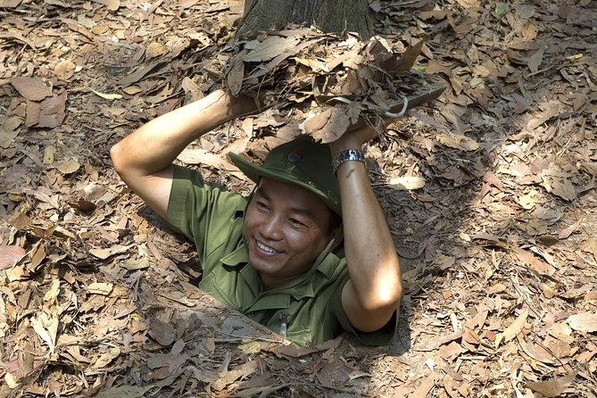 Ben Duoc - Authentic Cu Chi Tunnels