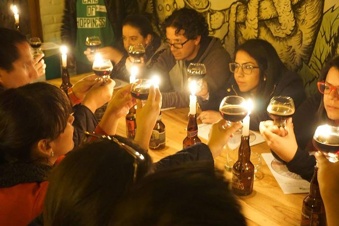 Quito's Original Craft Beer Tour Small Group