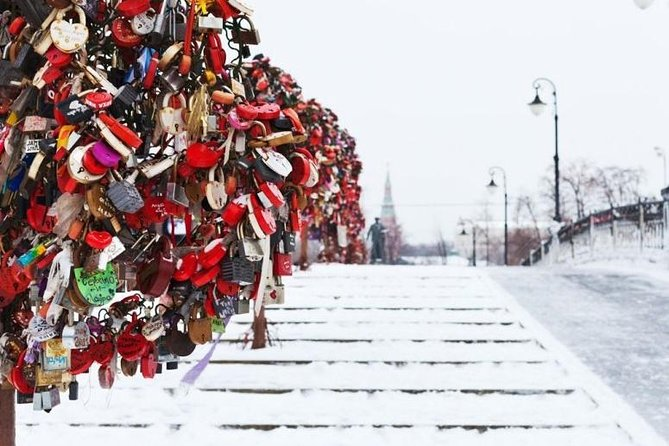 Romantic Moscow Private Tour