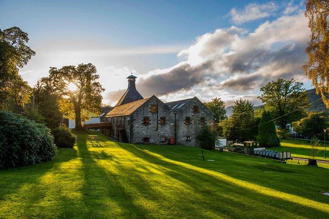 Aberfeldy Distillery Experience